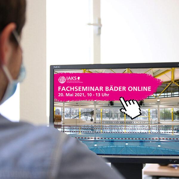IAKS Fachseminar Bäder online