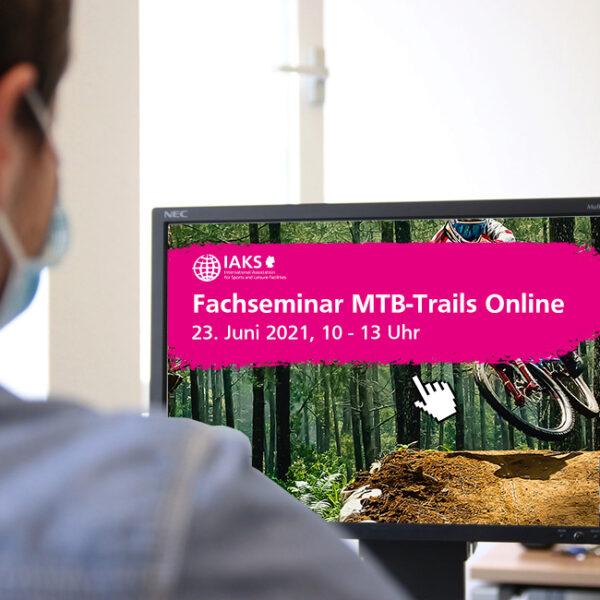 IAKS Fachseminar MTB Trails online