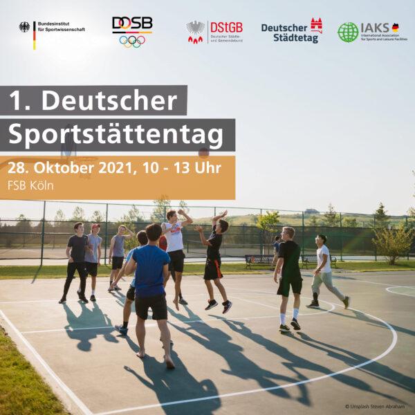1. Deutscher Sportstättentag